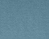 Bündchen Uni rauch blau