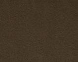 Bündchen Uni dunkelbraun