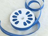 20m Schrägband Rolle blau