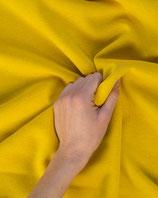 Sweat Stoff gelb Alpenfleece Uni