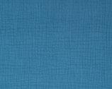 Musselin blau Uni
