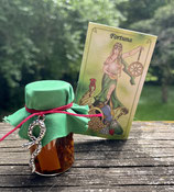 Witch Bottle Fortuna - Attraction of good fortune
