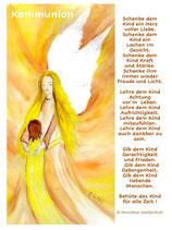 Kommunion / Schenke dem Kind ein Herz