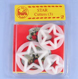Fmm Star Cutter, 3er Set