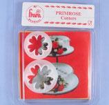 fmm Primrose Blumen Ausstecher, 2er Set