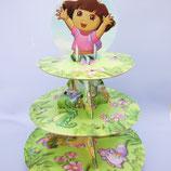Dora Cupcake Ständer