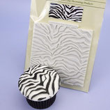 Kathy Sue Zebra Design Matte