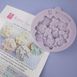 Karen Davies Hydrangea Cupcake Mould