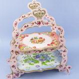 Vintage Cupcake Ständer