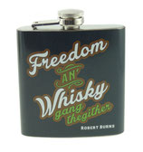 Hip flask Freedom