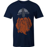 Viking Beard Navy