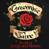 CD Greenrose faire - Decade of songs and stories