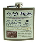 Hip flask Scotch Whisky