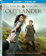 Bluray Outlander seizoen 1