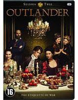 DVD Outlander seizoen 2