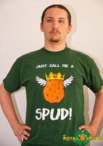 Just Call Me A Spud
