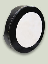 "16"" non tunable bodhran taped"