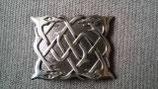 Kilt belt buckle serpent antique