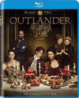 Bluray Outlander seizoen 2
