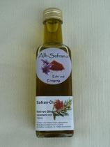 Safran-Öl  Olivenöl 100 ml