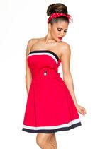 Retro-Marine-Kleid