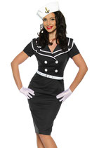 Pin-Up Vintage-Kleid