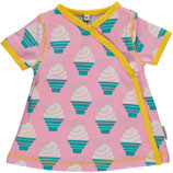 Maxomorra Dress Wrap SS Icecream
