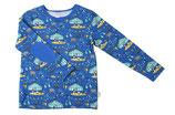 Martinex Circus Shirt LS Blue Gr. 92