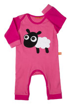 Lipfish Baby-Pyjama Sheep pink