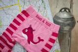 Blade & Rose Leggings Wal pink 2-3 Jahre
