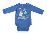 Martinex Moomin Jumping Body LS Blue