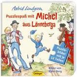 Buch: Puzzlespaß mit Michel aus Lönneberga