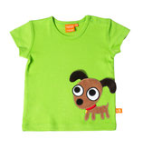Sale! 30 % Lipfish T-Shirt Puppy green