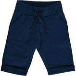 Maxomorra Sweat shorts Knee Dark Blue