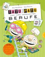Buch: Tatu & Patu und ihre verrückten Berufe