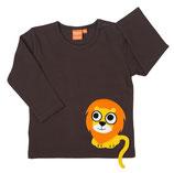 Lipfish Shirt Lion brown Gr. 62/68