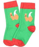 Maxomorra Socken Squirrels 2er-Pack Gr. 37/39