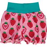 Maxomorra Shorts Balloon Strawberry
