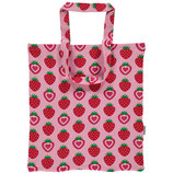 Maxomorra Bag Strawberry One size