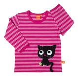 Lipfish Shirt Kitten cerise/pink