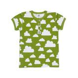 Färg o Form T-shirt Moln grün gr.98