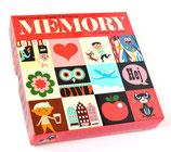 OMM-Design Memory Spiel rot
