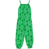 Maxomorra Jumpsuit Pear Green