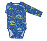 Martinex Moomin Circus Body LS Blue
