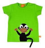 Lipfish T-Shirt Green Monkey