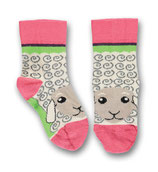 Ubang Socken Sheep Talkie Walkie rose
