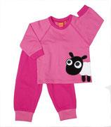 Lipfish Pyjamas Sheep pink