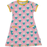 Maxomorra Dress SS Icecream