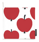 Finlayson Topflappen 2-Pack Apfel rot