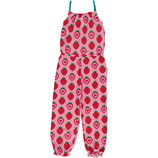Maxomorra Jumpsuit Strawberry